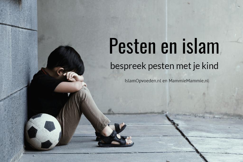 islam en pesten