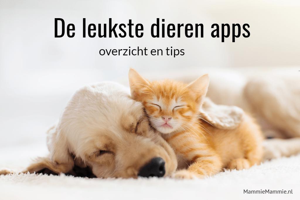 leuke dieren apps