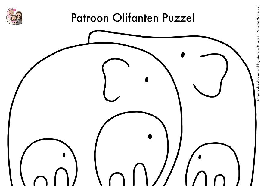 gratis patroon figuurzagen